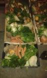 Les beaux légumes de Philippe!